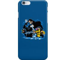 Mario Kombat iPhone Case/Skin
