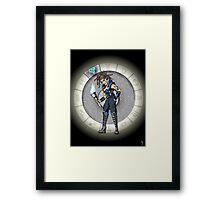 Aries Goddess Framed Print