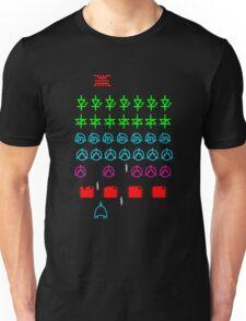 Logic Invaders - T Shirt Unisex T-Shirt