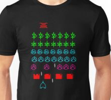 Logic Invaders - T Shirt Unisex T-Shirt