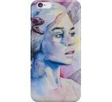 Daenerys Targaryen - game of thrones  iPhone Case/Skin