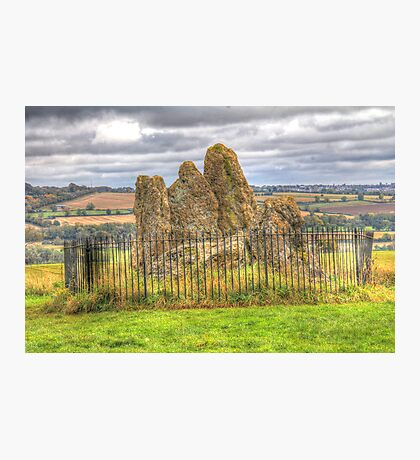 The Whispering Knights  Photographic Print