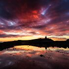 Dunstanburgh Dawn by Scott Masterton