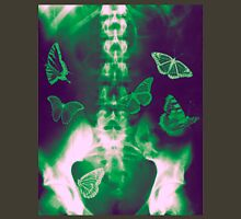 Butterflies in the stomach - x-ray  Unisex T-Shirt