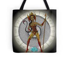 Scorpio Goddess Tote Bag