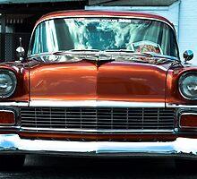 old car by Nancy Aranda
