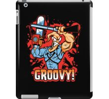 Earthworm Ash iPad Case/Skin