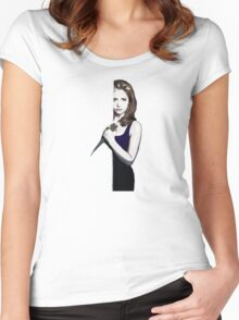 Buffy Summers Women's Fitted Scoop T-Shirt