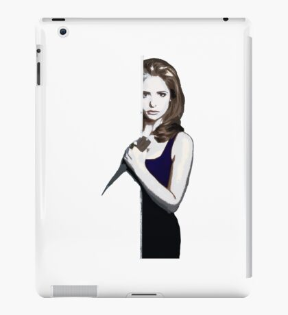Buffy Summers iPad Case/Skin