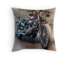 A CUSTOM RIDE Throw Pillow