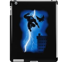 The Blue Mite Returns iPad Case/Skin