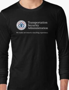 A touching experience Long Sleeve T-Shirt