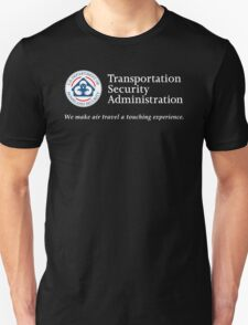 A touching experience Unisex T-Shirt
