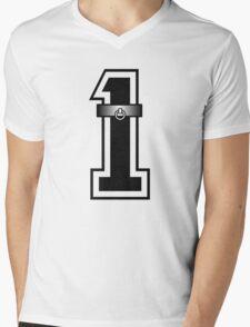 Slave 1 Mens V-Neck T-Shirt