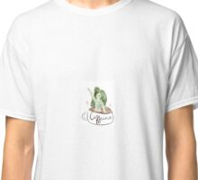 Caffeina - Goddess of Coffee Classic T-Shirt