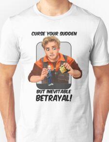 Wash - Fox's inevitable betrayal T-Shirt
