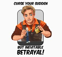 Wash - Fox's inevitable betrayal T-Shirt