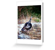 One Head Two Bodies Greeting Card