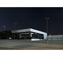 Places Far and Between - Dealership Photographic Print