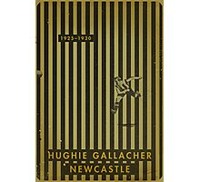 Hughie Gallacher - Newcastle Photographic Print