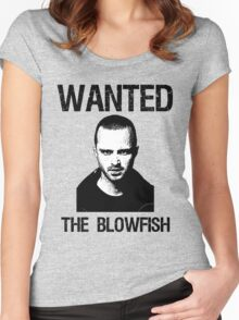 blowfish Women's Fitted Scoop T-Shirt