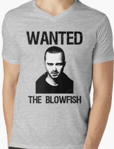 blowfish Mens V-Neck T-Shirt