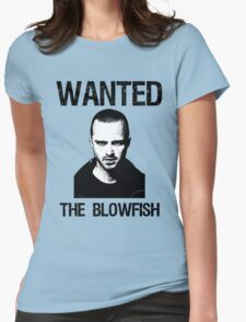 blowfish Womens Fitted T-Shirt