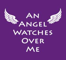 An Angel Watches Over Me (Ask if you want other words) by Emily Clarke