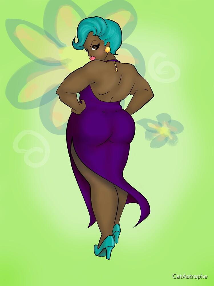 Aerodynamic - The Flirtatious Fat Lady by CatAstrophe