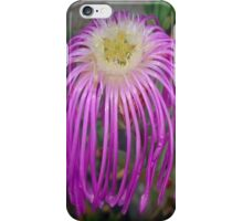 Pink And Yellow Flower iPhone Case/Skin