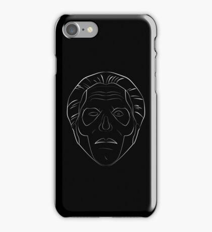 Ghost - Papa Emeritus III - Acoustic - lined iPhone Case/Skin