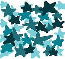 Sea Stars by Lily-A-M-S