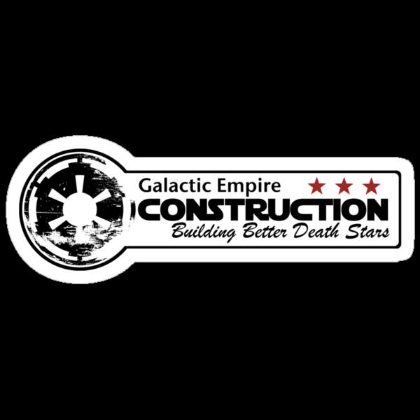 Galactic Construction by Elton McManus