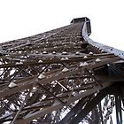 Eiffel Tower 2, Paris France,  by Neroli Henderson
