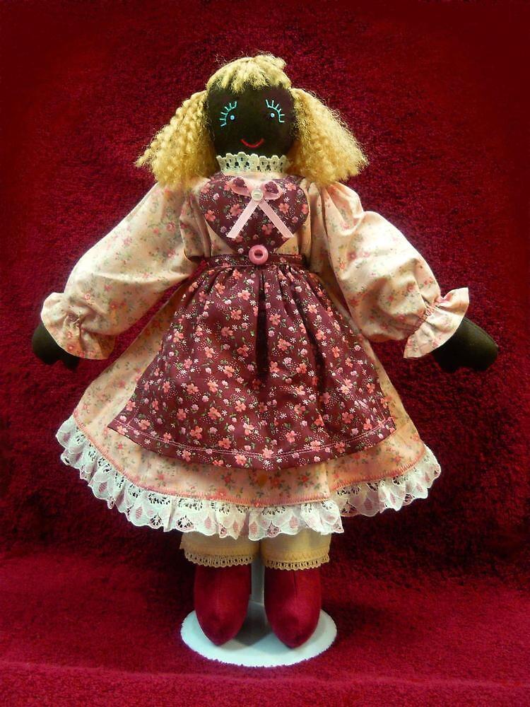 Cassie the Prairie Doll by Vivian Eagleson