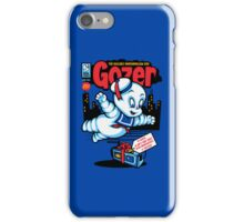 Gozer the Gullible God iPhone Case/Skin