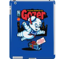 Gozer the Gullible God iPad Case/Skin