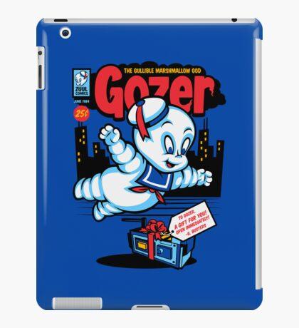 Gozer the Gullible God iPad Case/Skin