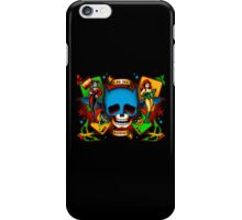 Battoo iPhone Case/Skin