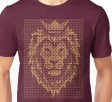 Lion Crown Unisex T-Shirt