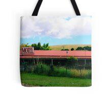 Roadside Motel Tote Bag