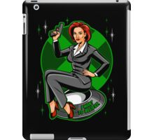 X-Philes Pin-Up iPad Case/Skin
