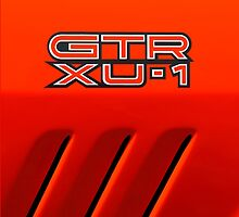 Holden Torana GTR XU1 - RED by Clintpix