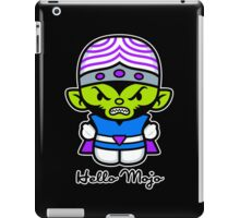 Hello Mojo iPad Case/Skin