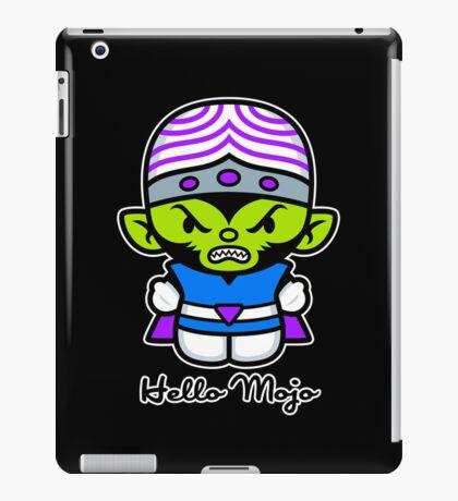 Hello Mojo iPad Case/Skin