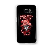 Nice to Meat You! Samsung Galaxy Case/Skin