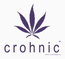Crohnstrong Crohnic™ - Natural Cannabis Medicine by hempshare
