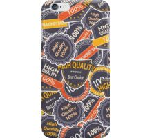 Best Quality Labels for iPhone Case iPhone Case/Skin