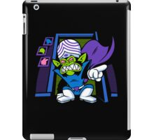 Evil Mojo in our Closet iPad Case/Skin