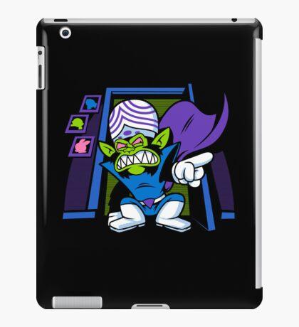 Evil Mojo in our Closet iPad Case/Skin